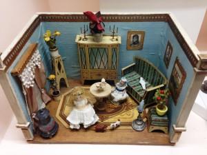 Starý pokojíček pro panenky